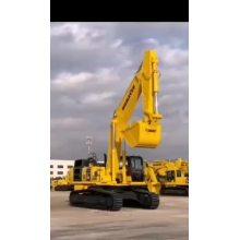 Komatsu  pc56-7 Mini Excavator Digger