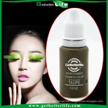 2014 getbetterlife Permanent Makeup Pigment Liquid-Lip/Eyebrow tattoo ink