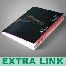 Kunst Buch flip Prints benutzerdefinierte Service Professionelle Regierung Behörde Herstellung Billig Buchdruck