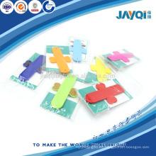 Soporte plástico colorido del soporte del teléfono celular