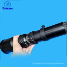 8mm f / 3.5 super grande angular olho de peixe lente para canon eos 5d 7d 650d 750d 600d 1200d