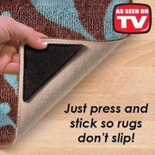 Retenedor respetuoso con el medio ambiente respetuoso del medio ambiente del agarre de la alfombrilla del polímero agarrador todos los tipos del piso