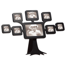 Wooden Family Tree Photo Frame for Home Deco