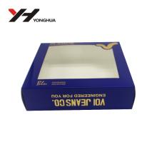 New design plastic pvc packing box for gift