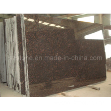 Natural Tan Brown Granite Stone Slabs