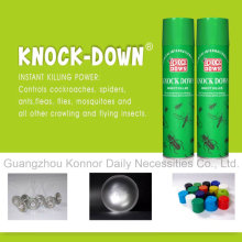 Good Quality Knock-Down Alcohol-Based Insecticide Spray for Africa Market
