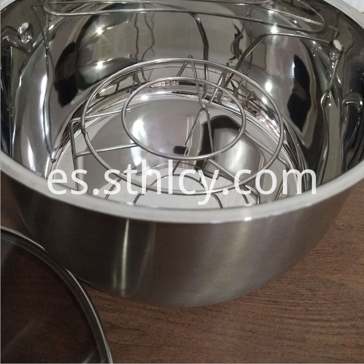 Stainless Steel Steam Rackhl654by3