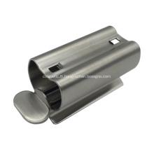 Presse-tube de dentifrice en acier inoxydable pour salle de bain