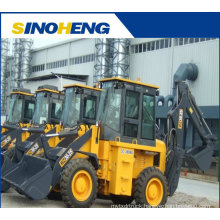 Small Backhoe Loader with Competitive Price Wz30-25