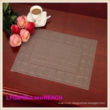 PVC Lace Table Placemat/ Crochet Doilies