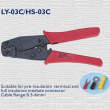 Outil à bornes isolées (LY-03C / HS-03C)