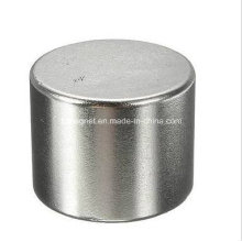 N50 Grado Super Fuerte Disco Rígido Cilíndrico Magnet Rare Earth Neodimio 25X20mm