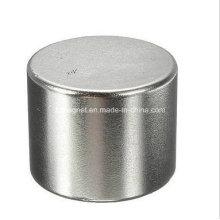 N50 Grau Super Strong Roda Disco Cilindro Ímã Rare Earth Neodymium 25X20mm
