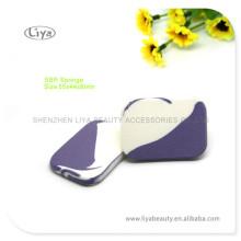 Fábrica directamente en SBR colorido esponja Puff