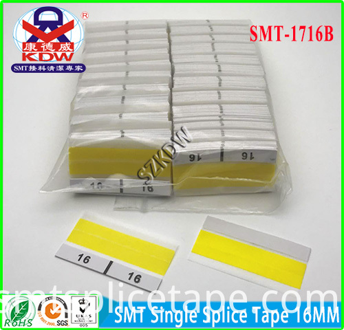 SMT Splice Tape with a Guide