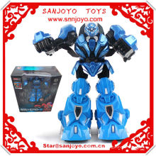 Hot Sale Model RC Kids Robot Toys rc battle robot 3888