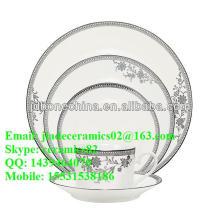 Regalo vendedor caliente del utensilio de la cocina de la cuchara de vajilla de la vajilla de la porcelana de la porcelana de la vajilla del diseño de Japón del Oriente Medio