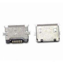 Micro USB 5P Гнездо B Тип SMT