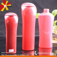 Série de conditionnement de shampooing en plastique