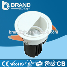 Alto Brillo 3W 10W Commercial COB Downlight LED Para Hotel