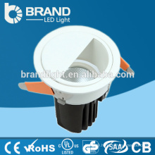 High Brightness 3 Inch 10W Commercial COB Downlight LED For Hotel
