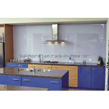 Painted Glass for Kitchen Splashback