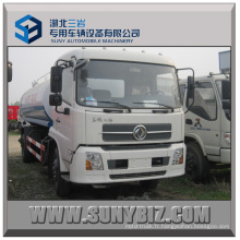 Dongfeng New Model Water Tank Truck 10000L