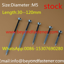 Wood Screw Chipboard Screw Self Tapping Screw