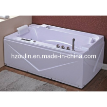 Computer Controled ABS Massage Bathtub (OL-679)