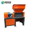Plastic Metal Shredder Machine
