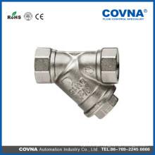 Filtro de aço inoxidável 304 Y 800WOG