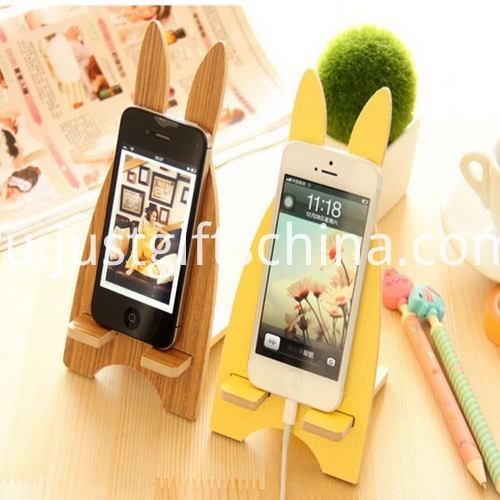 Promotional DIY Cartoon Mobile Phone Stand 1