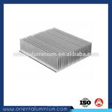 Radiateur profilé en aluminium de haute qualité