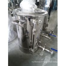 Acier inoxydable Mash Tun Brew Kettle avec faux bas