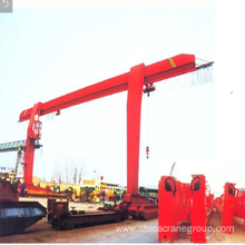 Goods high definition for Single Girder Eot Crane Single Girder Gantry Crane with 3 Ton Hoist supply to Israel Supplier