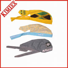 100% Cotton Printed Fashion Promotion Bandana Cap (kimtex-130)