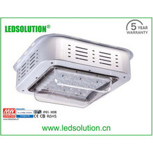 5 años de garantía 100W Outdoor Gas Station LED Light