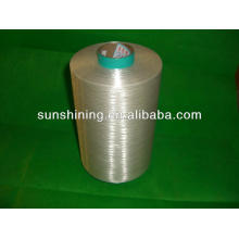 непрерывный вискозной нити пряжи сырой белый 300Д/60F