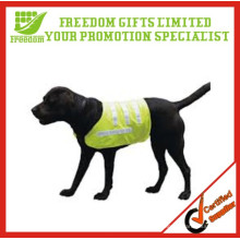 Werbe Logo Printed Reflektierende Großhandel Hundebekleidung