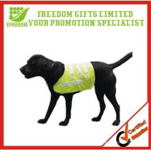 Logo promotionnel imprimé vêtements réfléchissants en gros de chien
