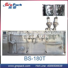 automatic two bags making and filling machines for sugar