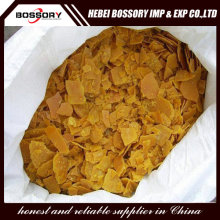 NaHS 70% yellow flakes Sodium Hydrosulfide for leather flotation activator textile