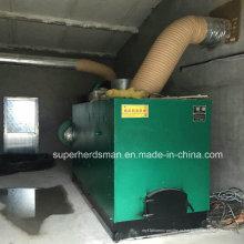 Высокая эффективность системы отопления горячего Дутья для птичника