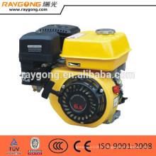 moteur à essence pour l'utilisation de pompe à eau 6.5hp