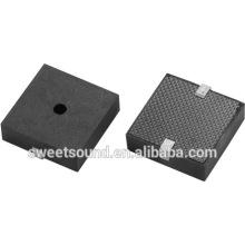 Buzzer smd 14x14mm hauteur 4mm 5V micro mince buzzer