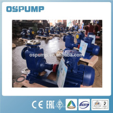 Self-priming fuel centrifugal pumps