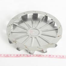 Prototype d'usinage de pièces CNC en acier inoxydable