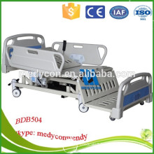 electric hospital bed folding chair position