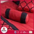 Оптом Китая изготовленный на заказ поставщик печатных постельное белье,дешевые королева Размер покрывала