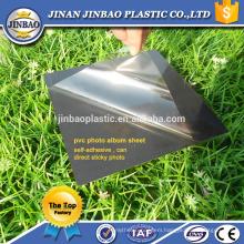 3mm thick transparent rigid pvc sheet